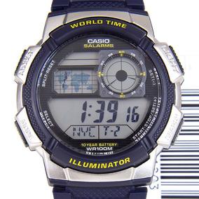 2ce996a51253 Reloj Hombre Deportivo Casio Sumergible - Relojes Casio Hombres en Mercado  Libre Argentina