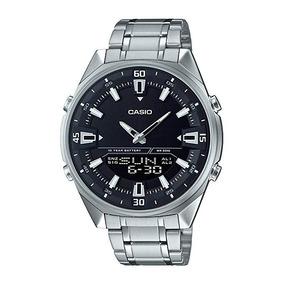 4f033c854 Reloj Casio Cronometro Cuenta Regresiva 5 Alarmas. Excelente - Relojes  Pulsera en Mercado Libre Argentina