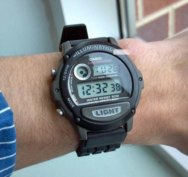 400aa5cdd4aa Reloj Casio Illuminator Deportivo Y Casual - Bs. 84.000