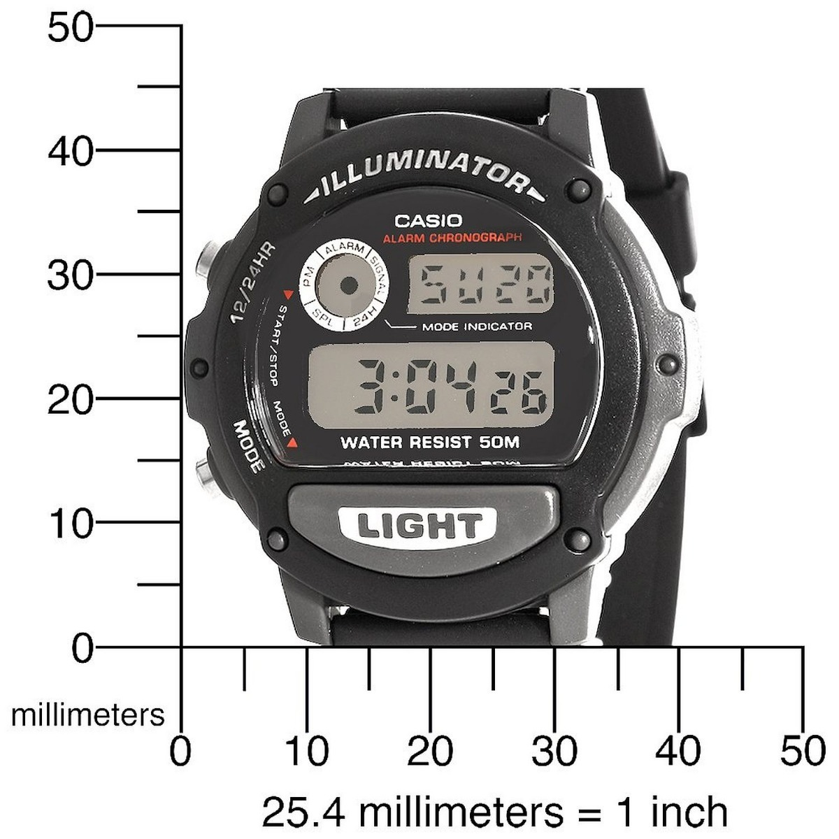 07389561a8ab reloj casio illuminator deportivo y casual. Cargando zoom.