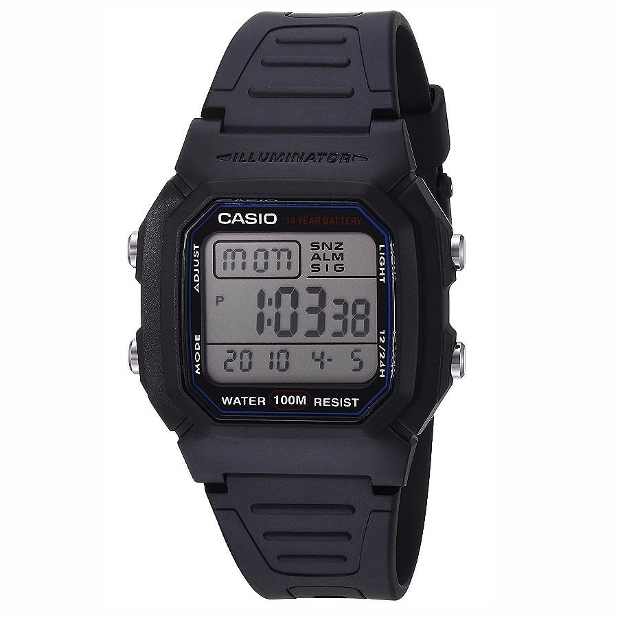8750ac4ad163 reloj casio illuminator deportivo y casual negro. Cargando zoom.