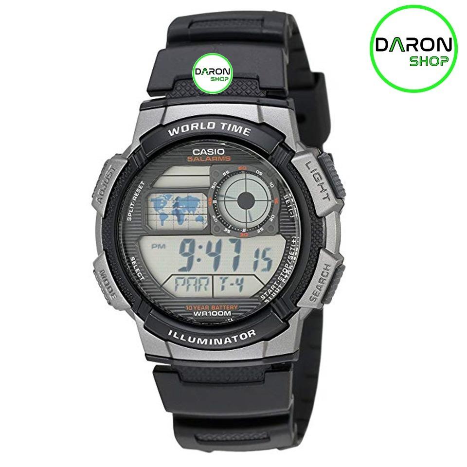 36dbe6115533 reloj casio illuminator original deportivo ae1000. Cargando zoom.