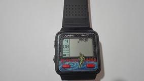 Juego Casio Juguetes Retro Reloj Optimus Gh 17 Funcionando PkuXZi