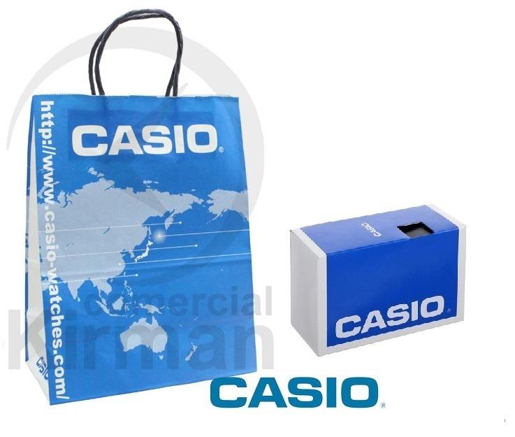 d3f303d6b17e Reloj Casio La-11wl Retro Vintage Alarma Dama Cuero Wr 30m -   1.499 ...