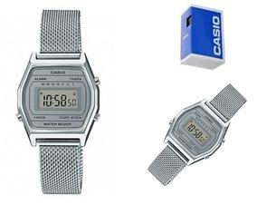 Diamond Pulsera Casio Dama Mercado De En Np8320lacpa Reloj c4A5RS3qLj