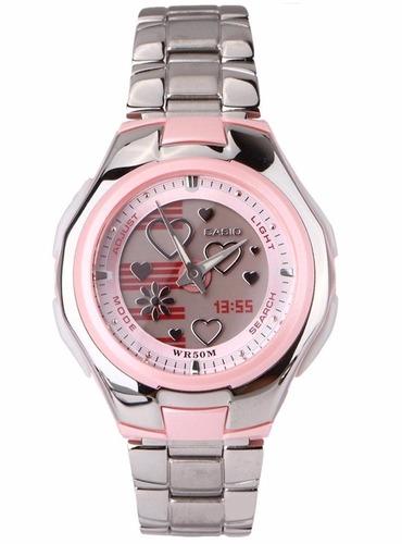 reloj casio lcf 10d 100% original garantia 5 años