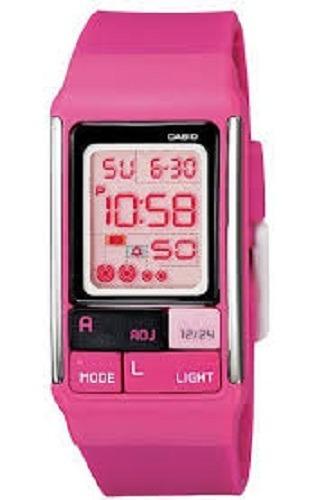 Digital Rosado Casio 4a 52 Ldf Para Reloj Mujer rdoQBxeCW