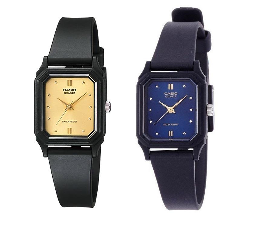 7db53f2cb6e4 reloj casio lq-142e analogico dama mujer retro vintage promo. Cargando zoom.