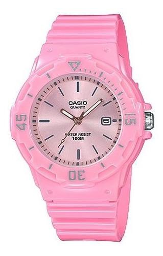 reloj casio lrw-200h-4e4v