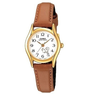 reloj casio ltp-1094q-7b7 para mujer  analogo ltp1094q-7b7