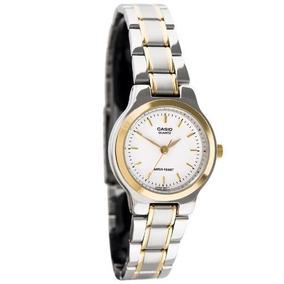 c100616c9e19 Casio Ltp 2083d 7av Malla - Relojes Casio Mujeres en Mercado Libre Argentina