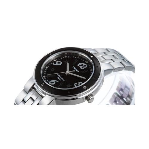 reloj casio ltp-1318d-4av sra.acero 50m