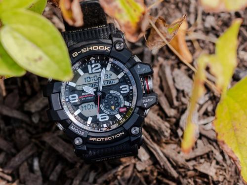 reloj casio master of g mudmaster gg-1000-1a