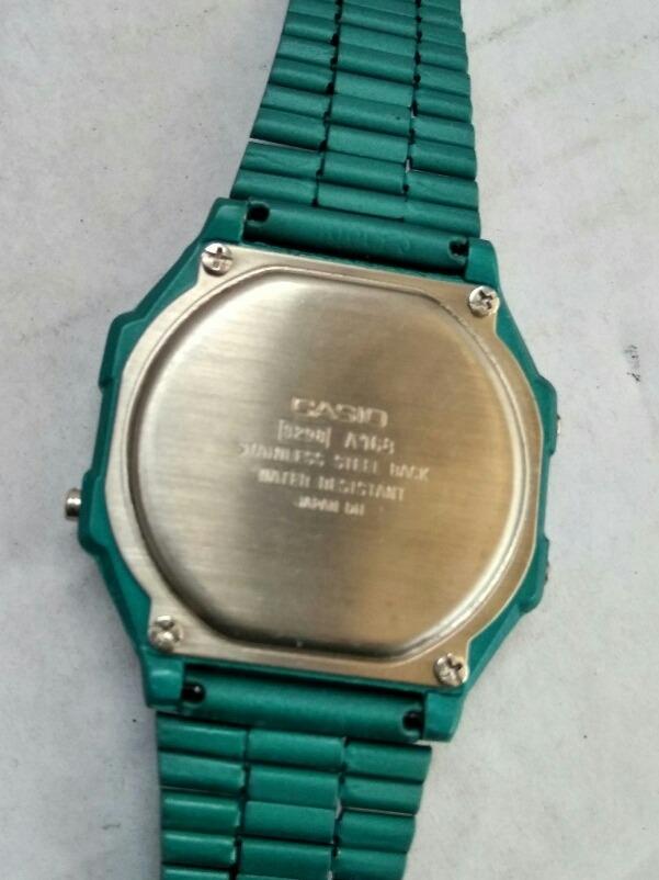 b335563db796 Reloj Casio Mate Color s -   390.00 en Mercado Libre