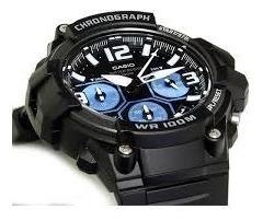 1a2v Casio Mcw Analogico 100h Local Nuevo Reloj 100m Modelo zGSVUMLqp