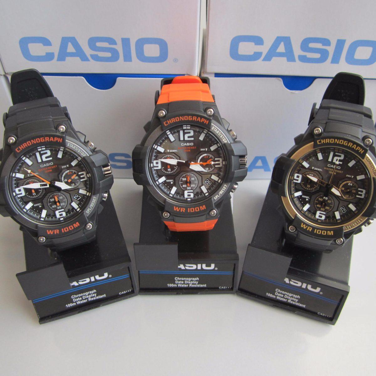 Reloj Casio Mcw 100h Importados De Usa Originales 100