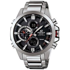 Reloj Casio Men's Edifice Tough Solar Stainless Steel Watch