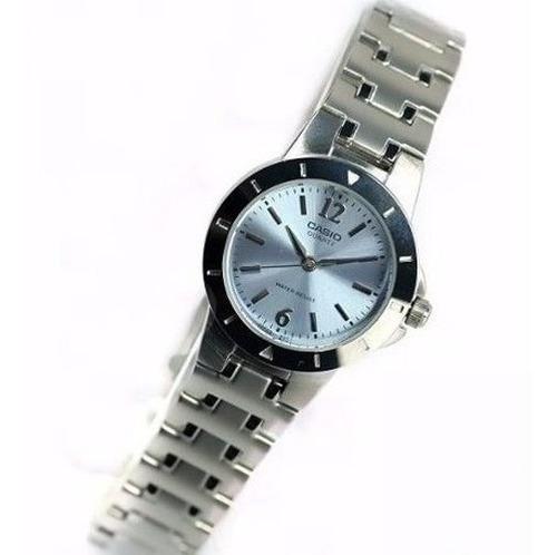 reloj casio metal ltp-1177a colores surtidos/relojesymas