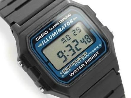 bc4b31b01c6 Reloj Casio Modelo F-105 -   399.00 en Mercado Libre