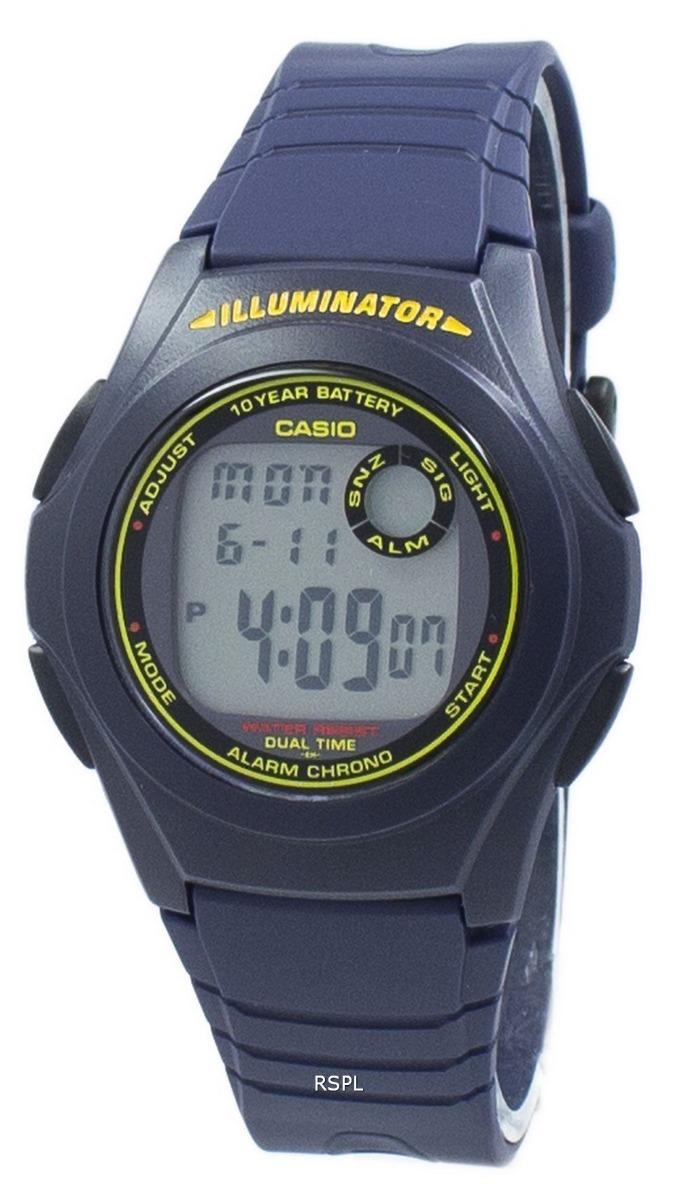 70b68da96ff Reloj Casio Modelo F-200w-2b Local A La Calle Centro -   1.190