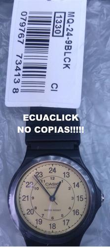 reloj casio mq-24 hombre original en caja.... no copias!!!!!