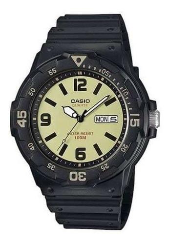 reloj casio mrw 200h resiste agua 100m original