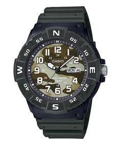 Wr100m Caba Reloj Mrw 3 Ag Oficial Modelo 220hcm Nuevo Casio w80mNOyvn