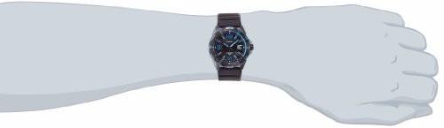 reloj casio mtd-1065b-1a1v marco giratorio pantalla de fecha