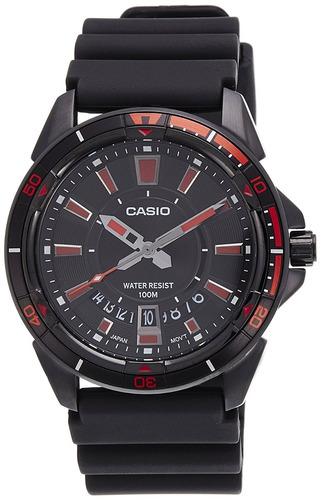 reloj casio  mtd1066b-1a2v masculino