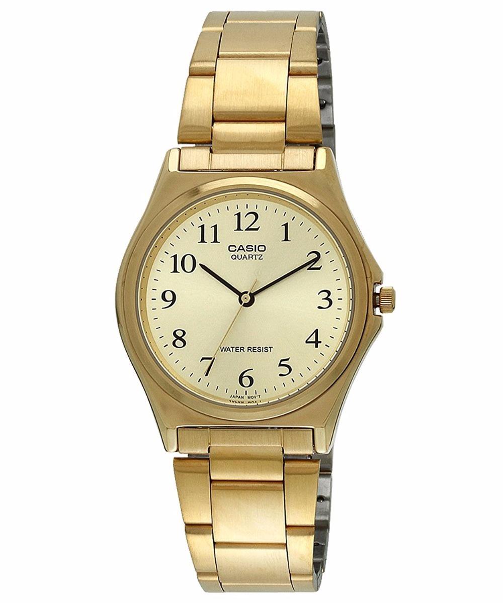 d33779f6c842 reloj casio mtp 1130n-7 acero inoxidable plateado original. Cargando zoom.