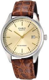 reloj casio mtp-1175 cuero