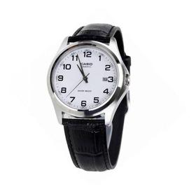 Reloj Casio Mtp 1183e 7b / Correa Cuero Genuino Original
