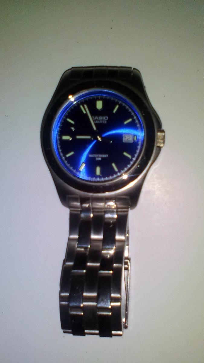 02e2b77fa32f reloj casio mtp 1213 analogico caballero. Cargando zoom.