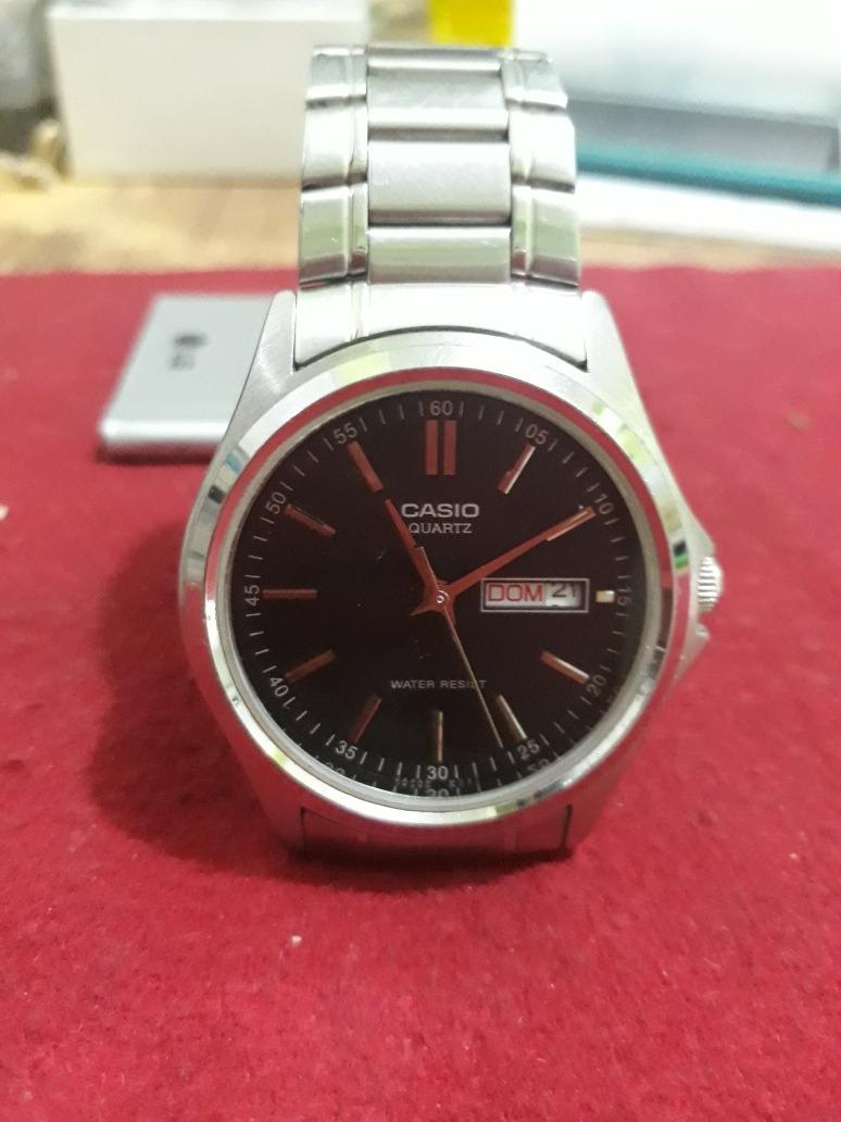 be144aa7 Reloj Casio Mtp-1239 - S/ 100,00 en Mercado Libre