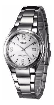 reloj casio mtp-1265d 1a 7a análogo resistente al agua