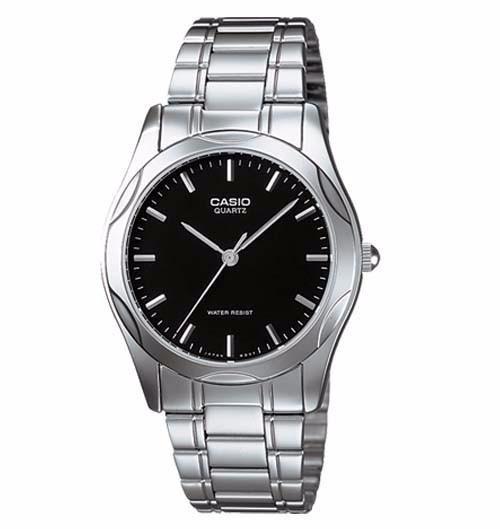 1efec730ee97 Reloj Casio Mtp 1275-7 Acero Inoxidable Plateado Original ...
