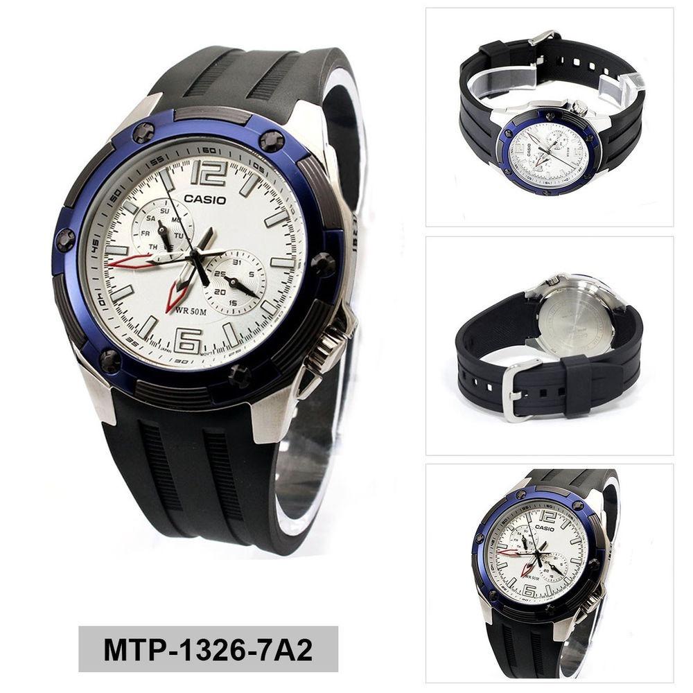 Gratis Reloj 1326 HombreEnvio 7a2vdf Casio Mtp qzpMVUS