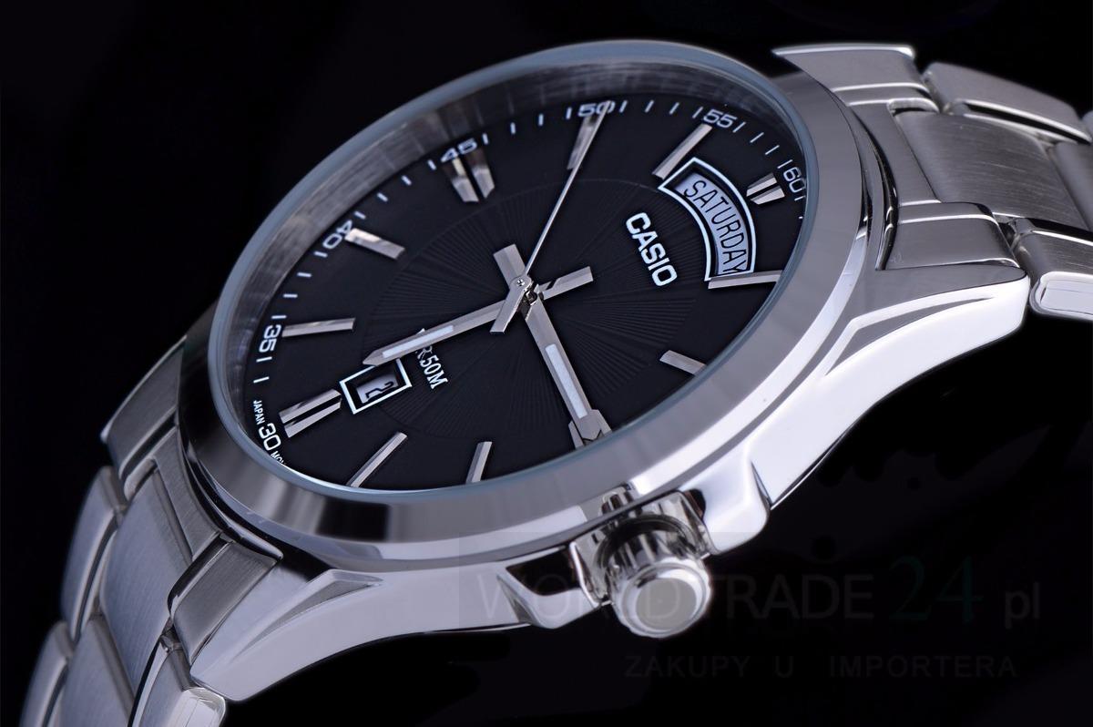 d6098365b2c7 reloj casio mtp-1381d-1a hombre analógico envio gratis. Cargando zoom.
