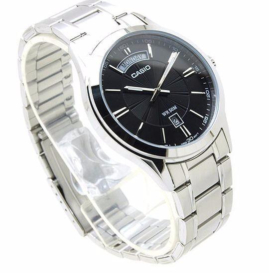 61b433052c9f Reloj Casio Mtp-1381d-1a Hombre Analógico Envio Gratis -   4.857