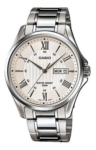 reloj casio mtp-1384d-7a originales local barrio belgrano
