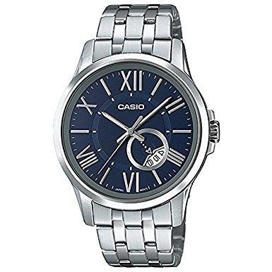 reloj casio  mtp-e105d-2avdf masculino