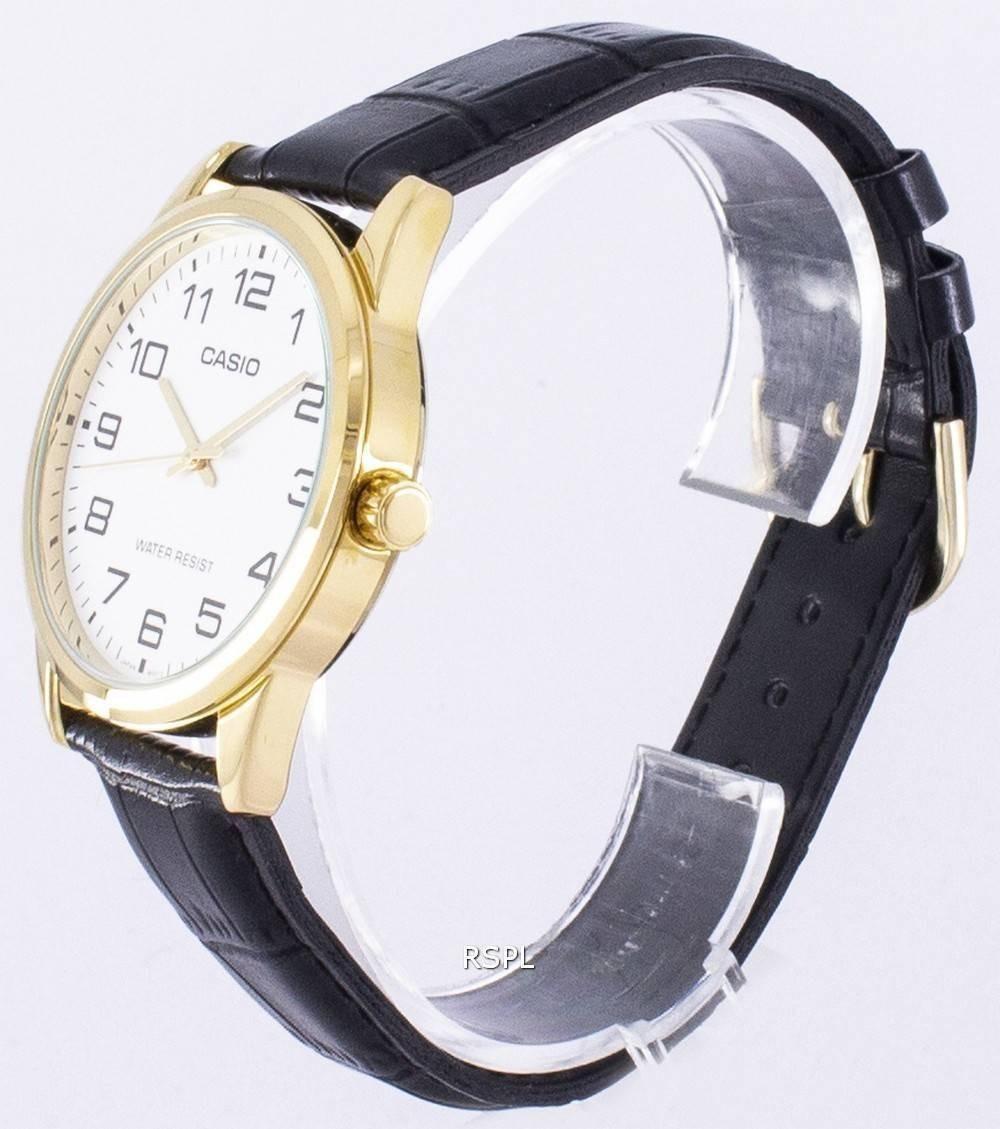 Cuero Mtp Original Casio Envío V001gl Reloj Garantía Gratis POnN8kX0w