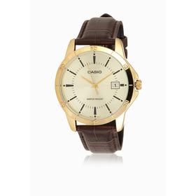 Reloj Casio Mtp-v004gl Hombre Calendario Original Garantía