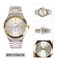 reloj casio mtp1170g7a