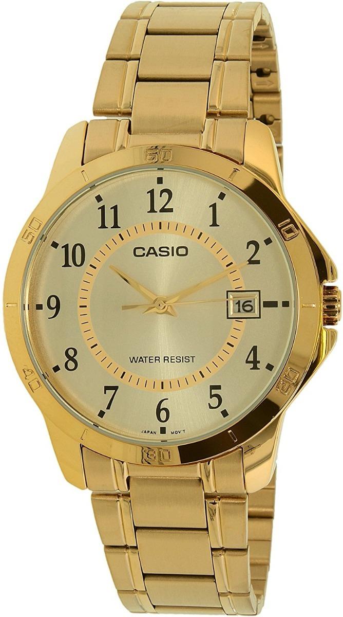 59e61dc8557d reloj casio mtpv004 + ltp v004 acero fechador pareja ideal. Cargando zoom.