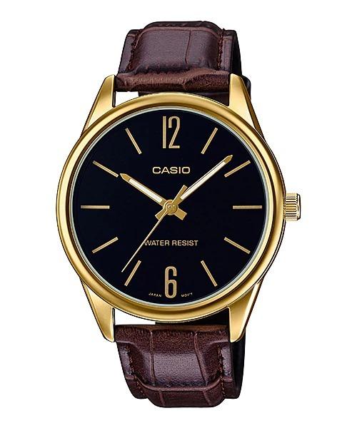 MarrónwatchsalasFull Reloj Casio Mtpv005 Hombre Correa 2EH9ID