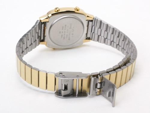 53cef47fe314 Reloj Retro Casio Dorado Gold De Mujer La 670 Wg Vintage -   35.000 ...