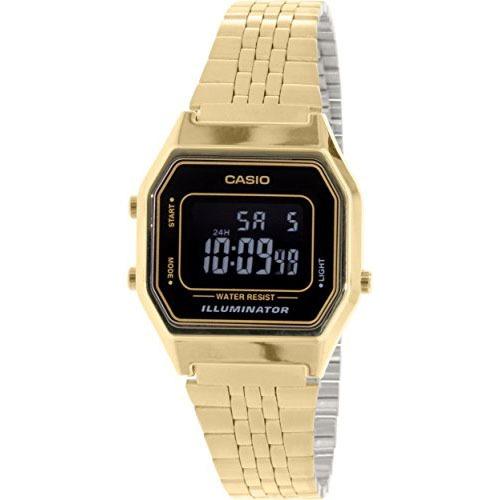 Reloj Casio Para Mujer La680wga-1bDe Cuarzo Metálico -   4.386 818ac0661698