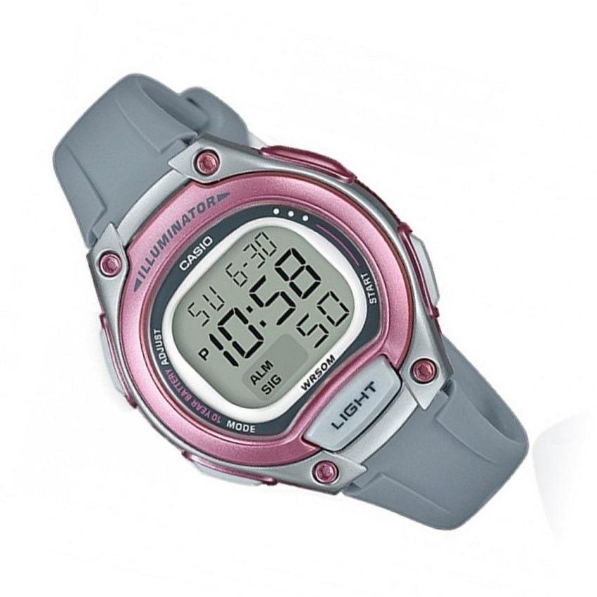 180321dd93b2 reloj casio lw-203-8a digital gris rosado para mujer. Cargando zoom... reloj  casio mujer. Cargando zoom.