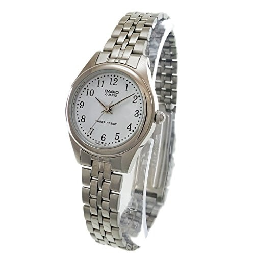 d79295e111b3 Reloj Casio Mujer General Es La Manera Del Metal Ltp-1129a-7 ...